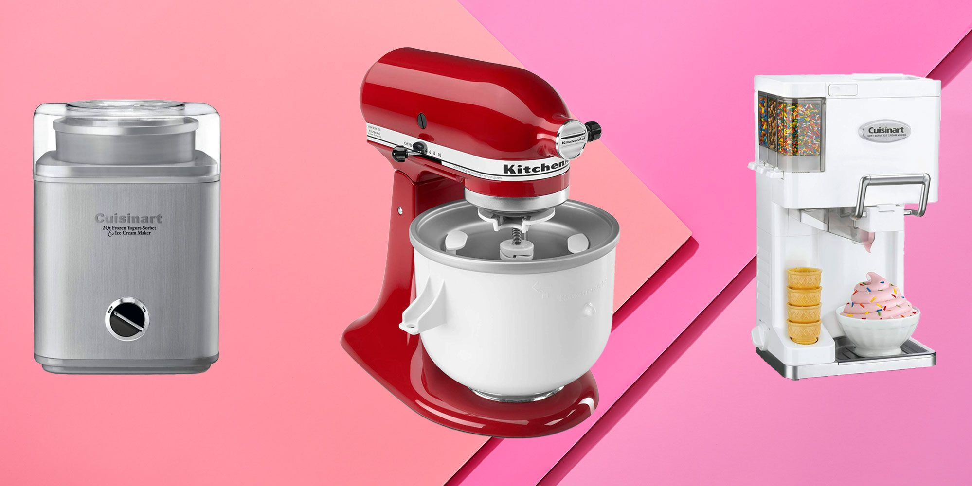 The 8 Best Ice Cream Makers To Buy For At-Home Use In 2020