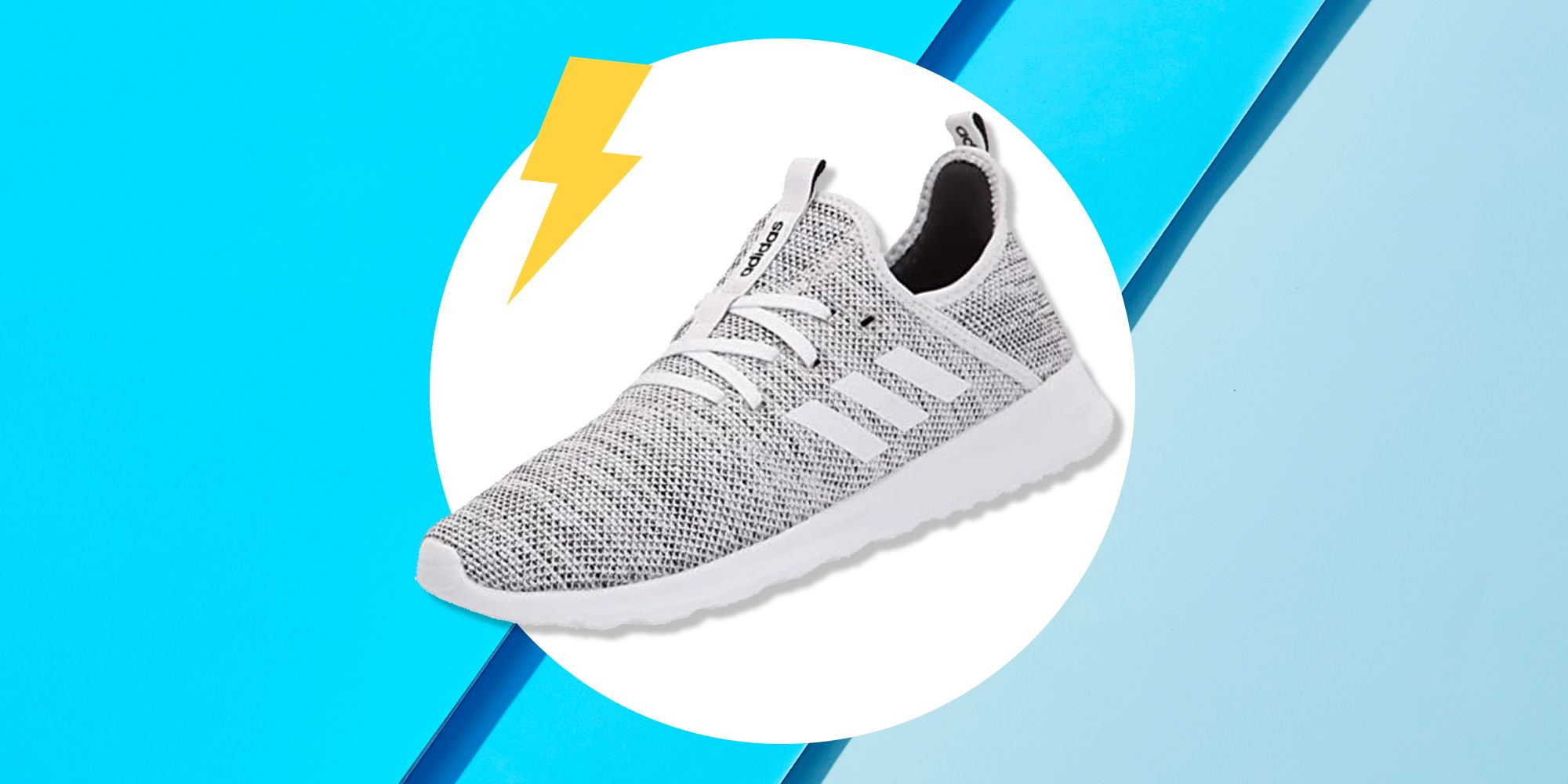 Adidas Cloudfoam Pure Running Shoes On Sale On Amazon