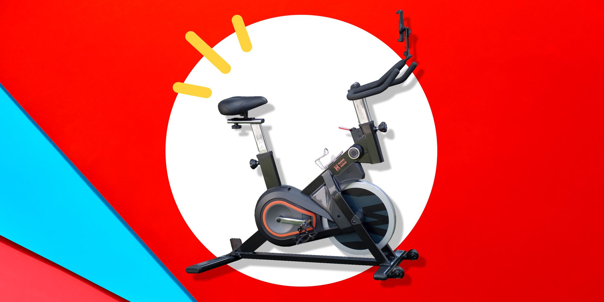 The Women's Health/Men's Health Exercise Bike Is On Sale On Amazon For Less Than $400