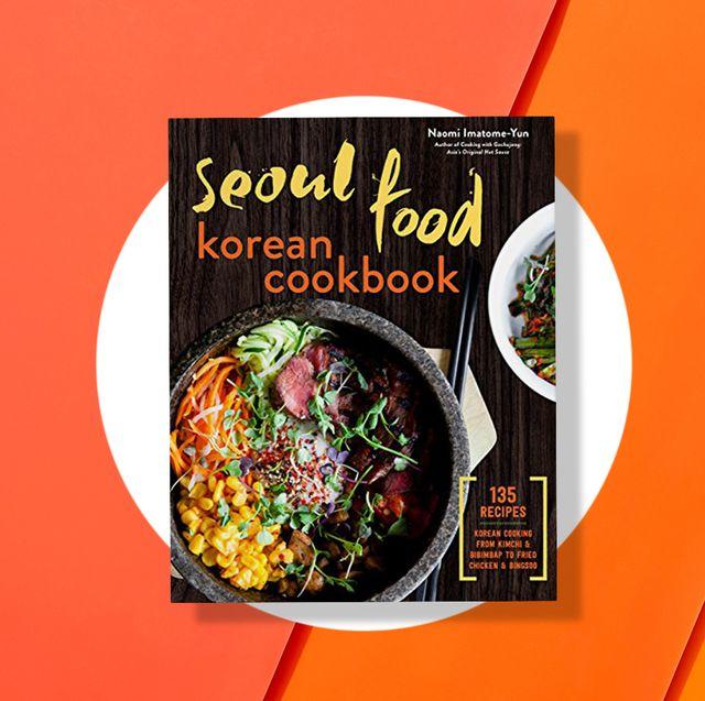 asian authored cookbooks
