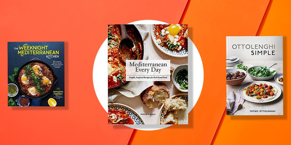 The 12 Best Mediterranean Diet Cookbooks Of 2021
