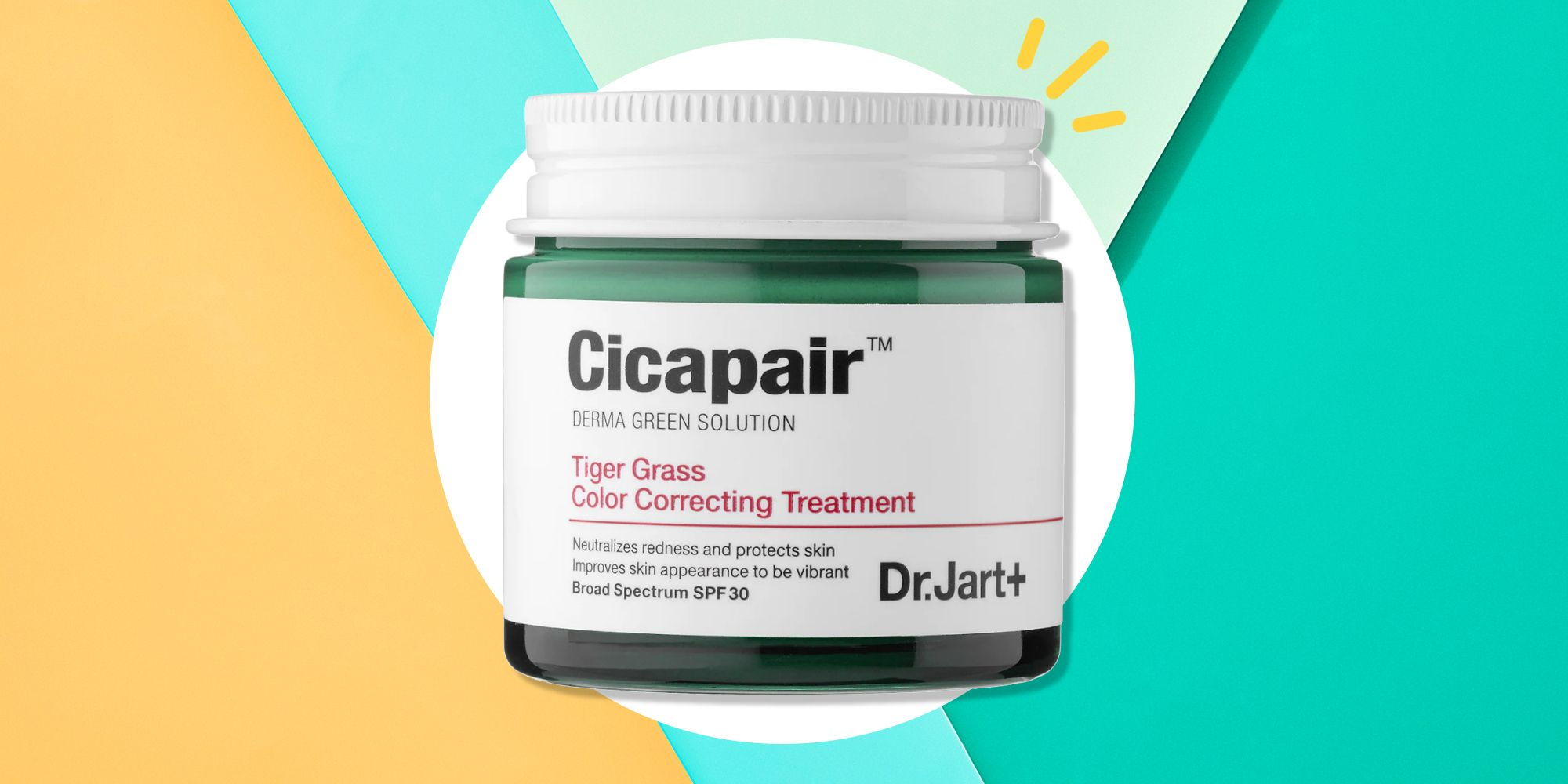 I Tried The TikTok-Famous Cicapair Tiger Grass Color Corrector—Here's My Honest Review