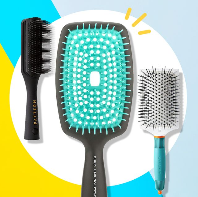 best brushes for curly hair