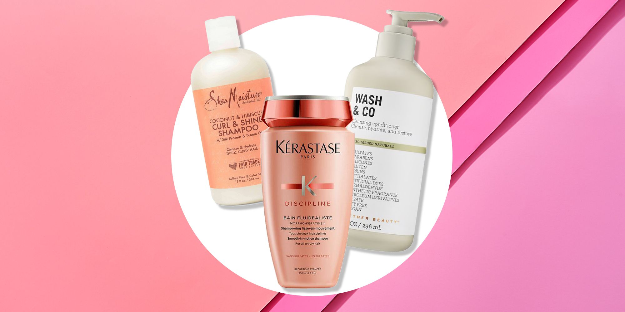 15 Best Shampoos for Curly Hair 15