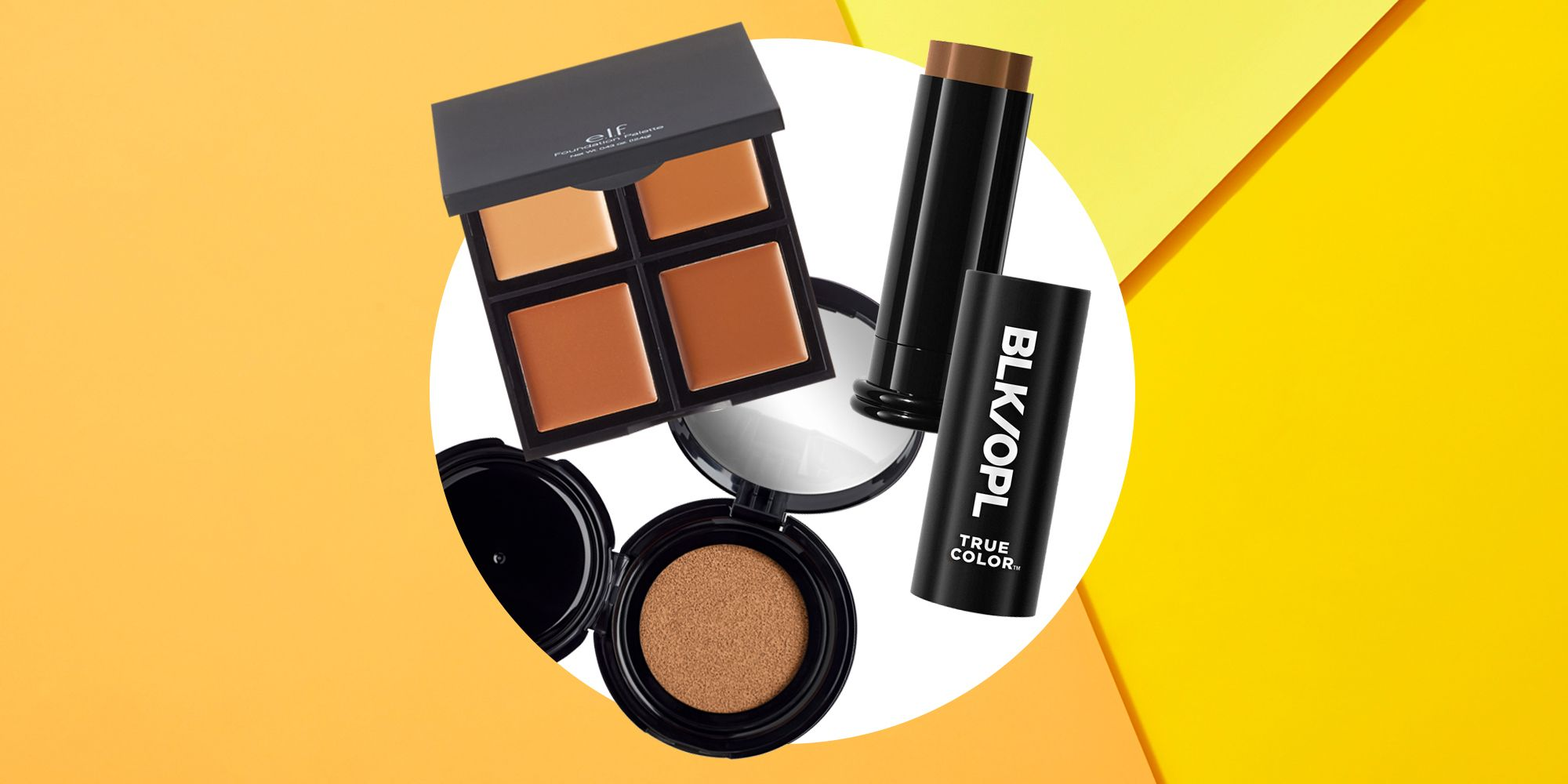 20 Best Drugstore Foundations 2021 For All Skin Tones And Types
