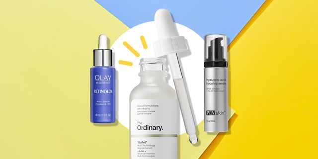 24 Best Face Serums For All Skin Types 2020 Top Facial Serums
