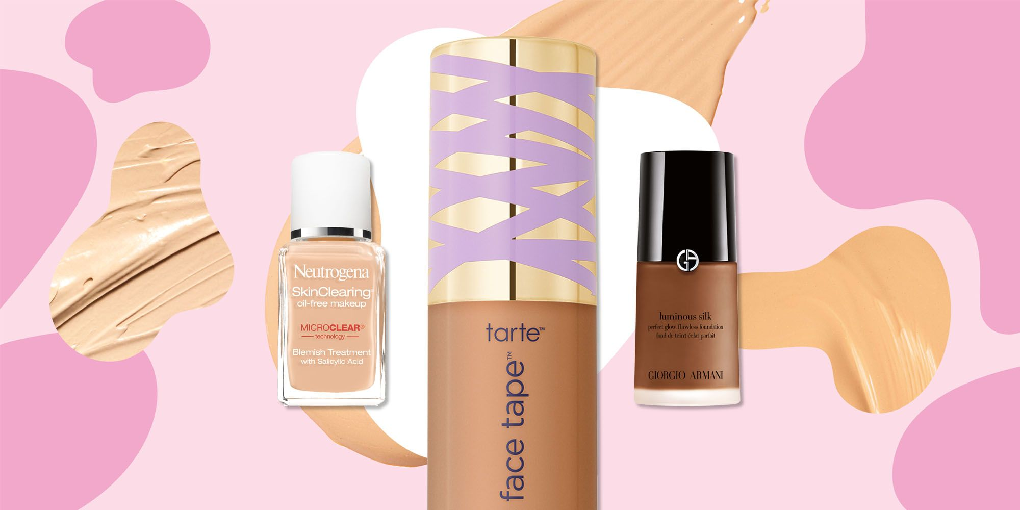 Best Foundations For Acne E Skin