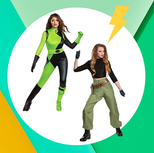 shego and kim possible costumes