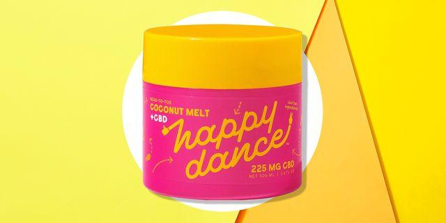 happy dance coconut melt review