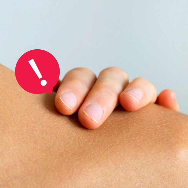 closeup of woman's naked shoulder