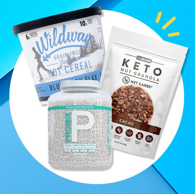 best cereal for a keto diet