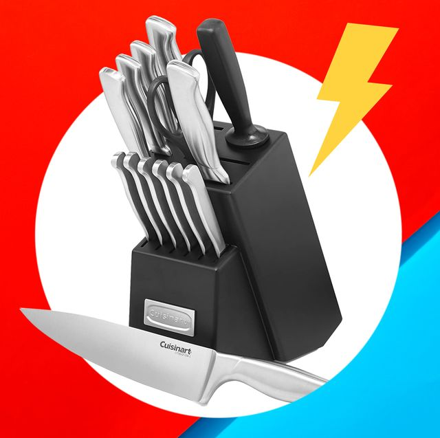 10 Best Kitchen Knife Block Sets Of 2021 For Any House Chef