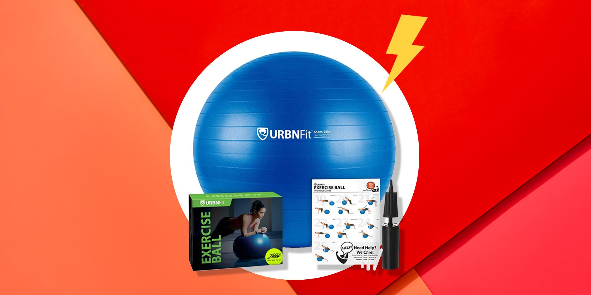 7 Best Exercise Balls Of 2020 For Switching Up Your Workouts