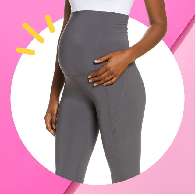 13 Best Pairs Of Maternity Yoga Pants Perfect For A Prenatal Flow