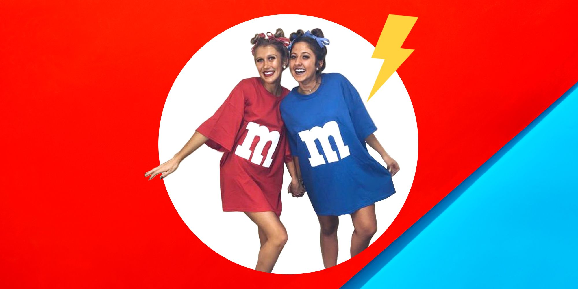 16 Best Friend Halloween Costume Ideas That Are Scary Good