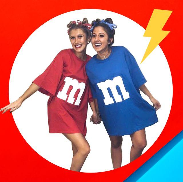 Creative Halloween Costumes For Friends.40 Best Friend Halloween Costume Ideas That Are Scary Good