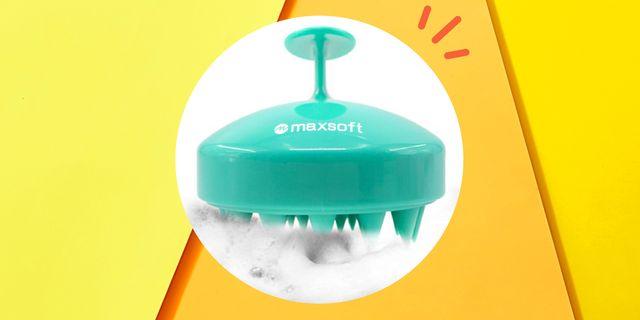 maxsoft scalp massager review