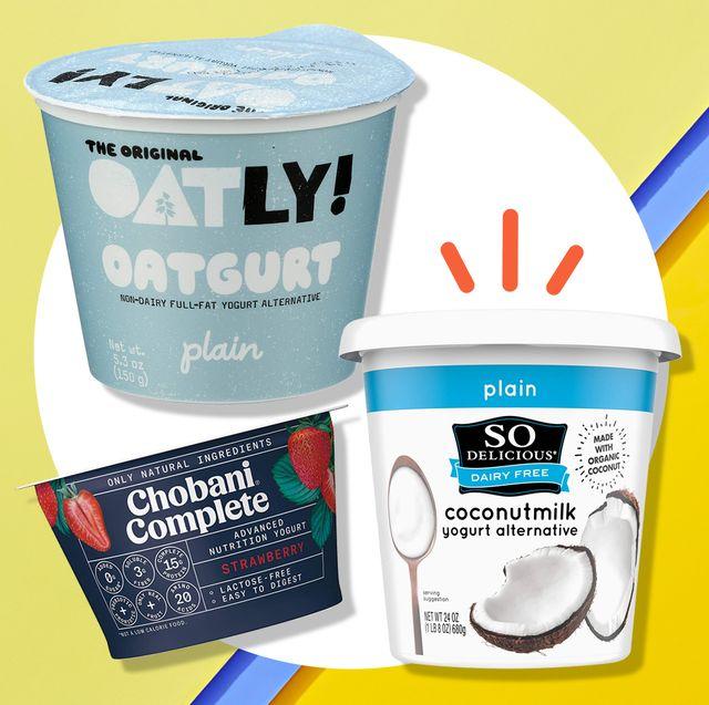 low sugar yogurts
