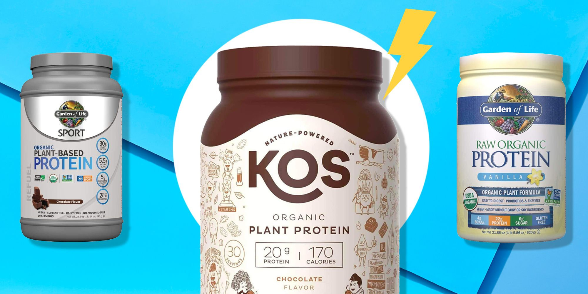 The 15 Best Vegan Protein Powders According To Dietitians