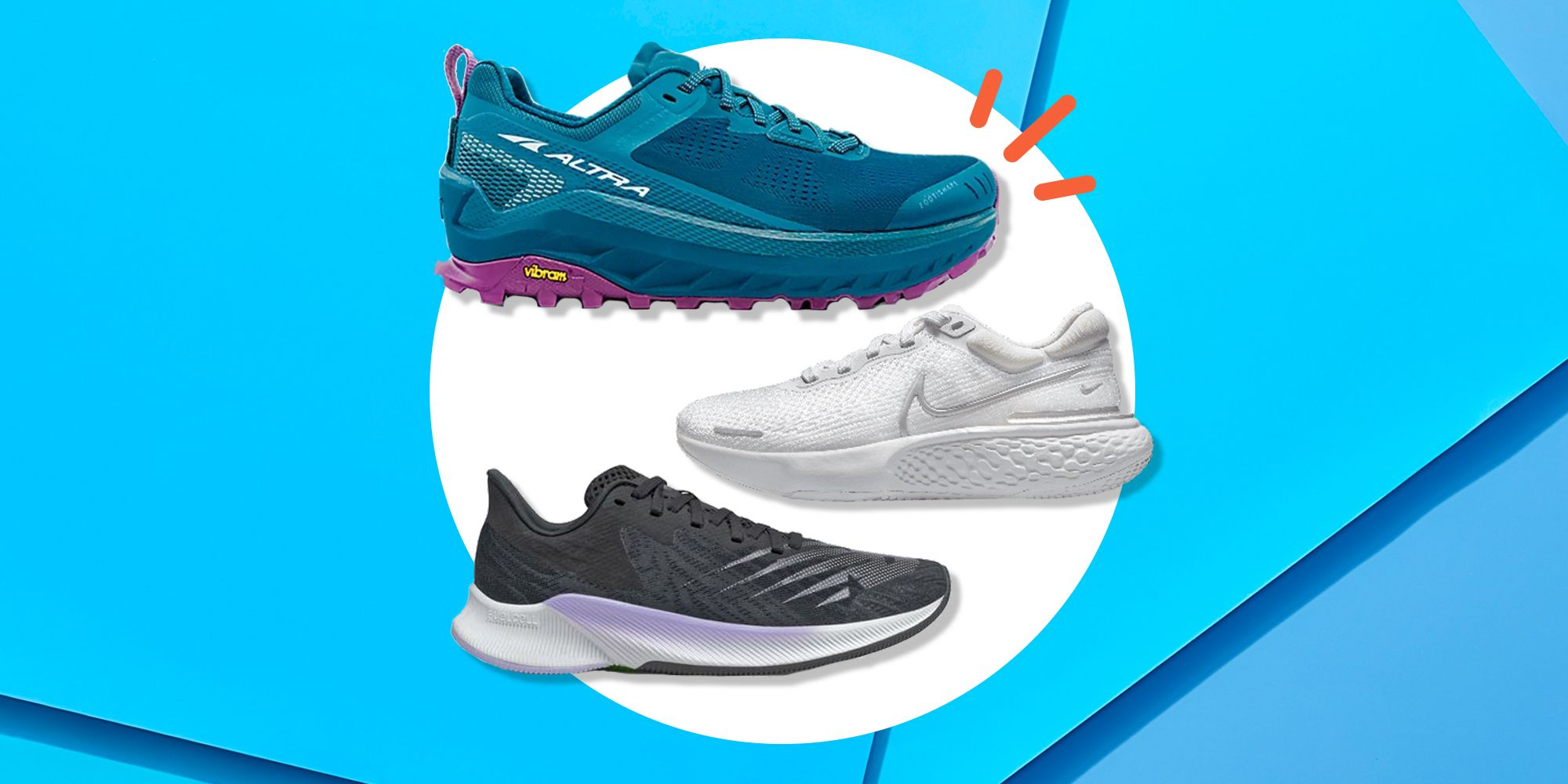 These Running Shoes Are *Just* What Your Aching Arches Need
