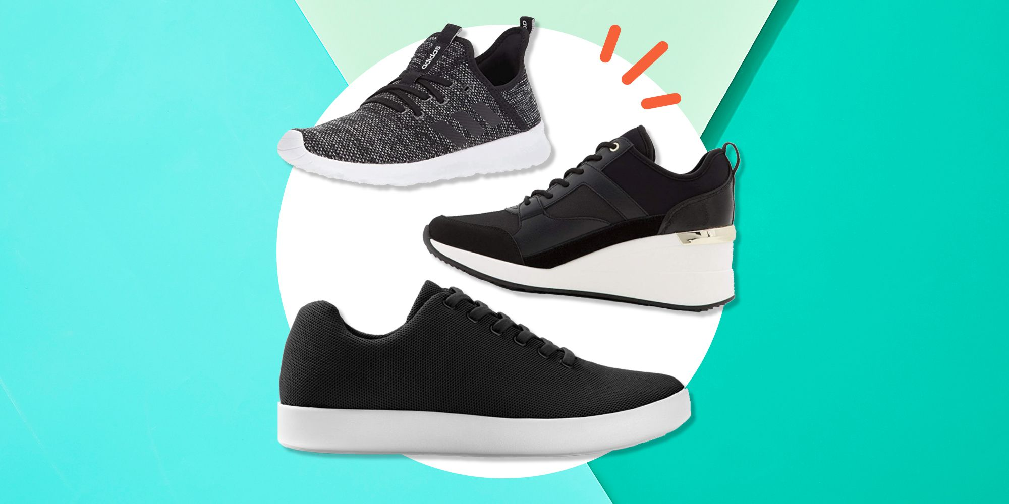 21 Best Black Sneakers For Every Style