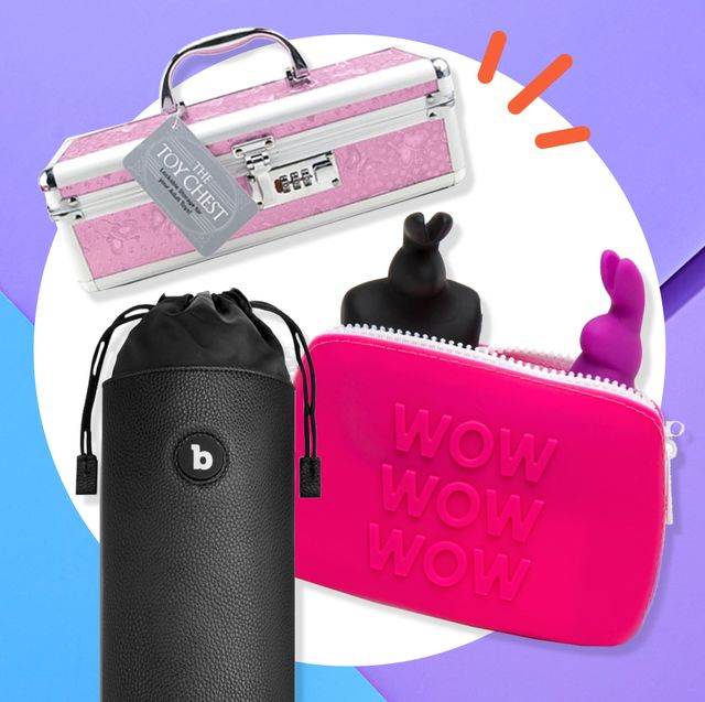 best sex toy storage tools