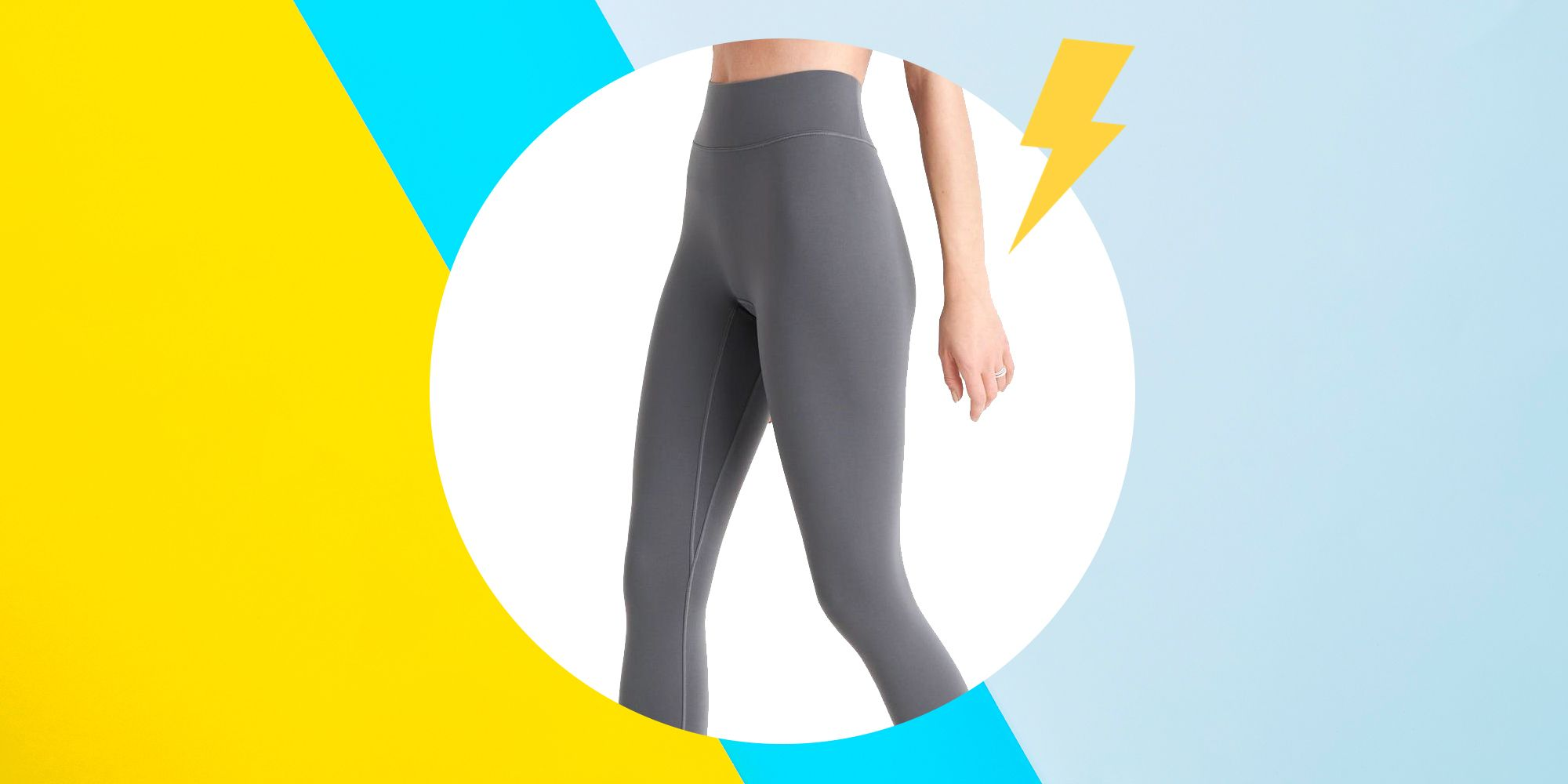 Find Womens Seamless Active Leggings For Summer