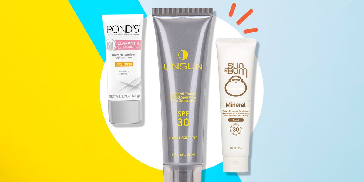The 25 Best Sunscreens For Face 2021 - Best Sunblock For Face