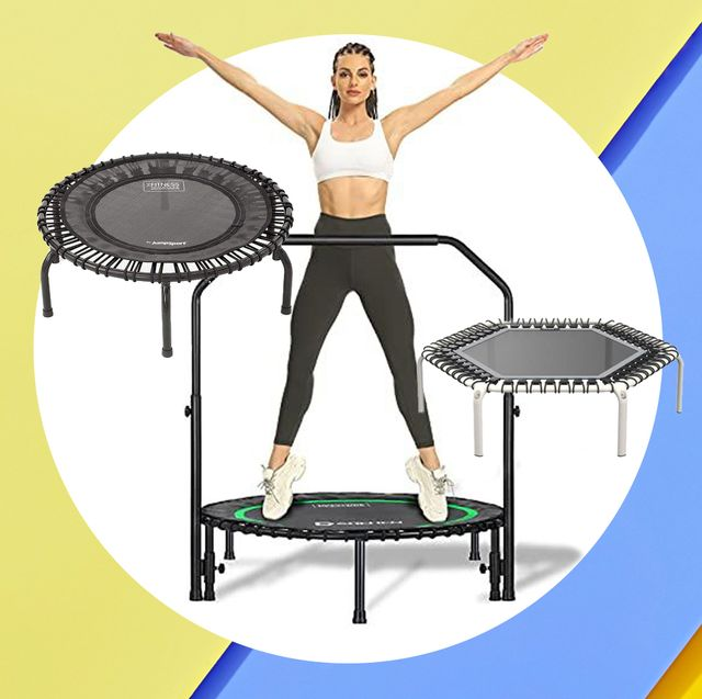 best exercise trampolines, exercise trampoline