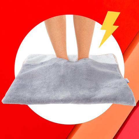 electric foot warmer
