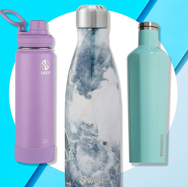 The 15 Best Water Bottles For Hydrating During Every Workout 2020