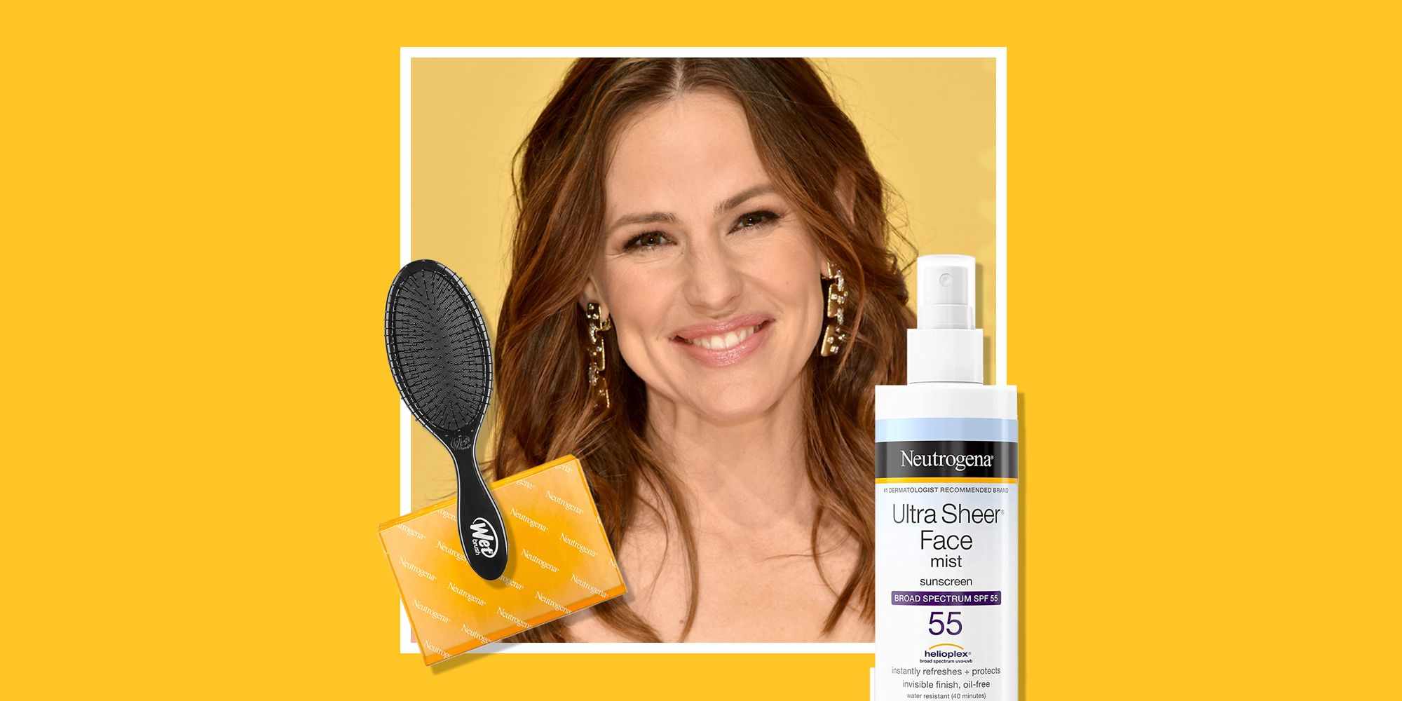 Jennifer Garner Is Obsessed With These 9 Products In Her Skincare