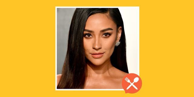 shay mitchell 'what i eat in a day' main image