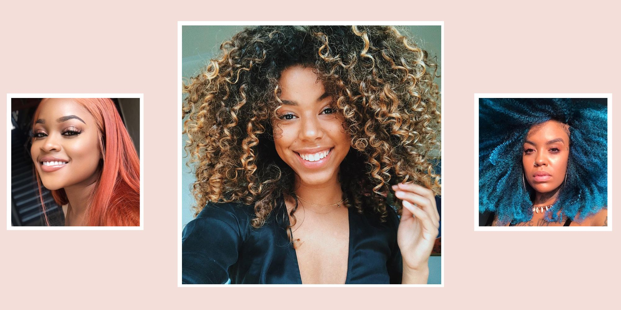 14 Best Hair Colors For Dark Skin Tones According To Colorists