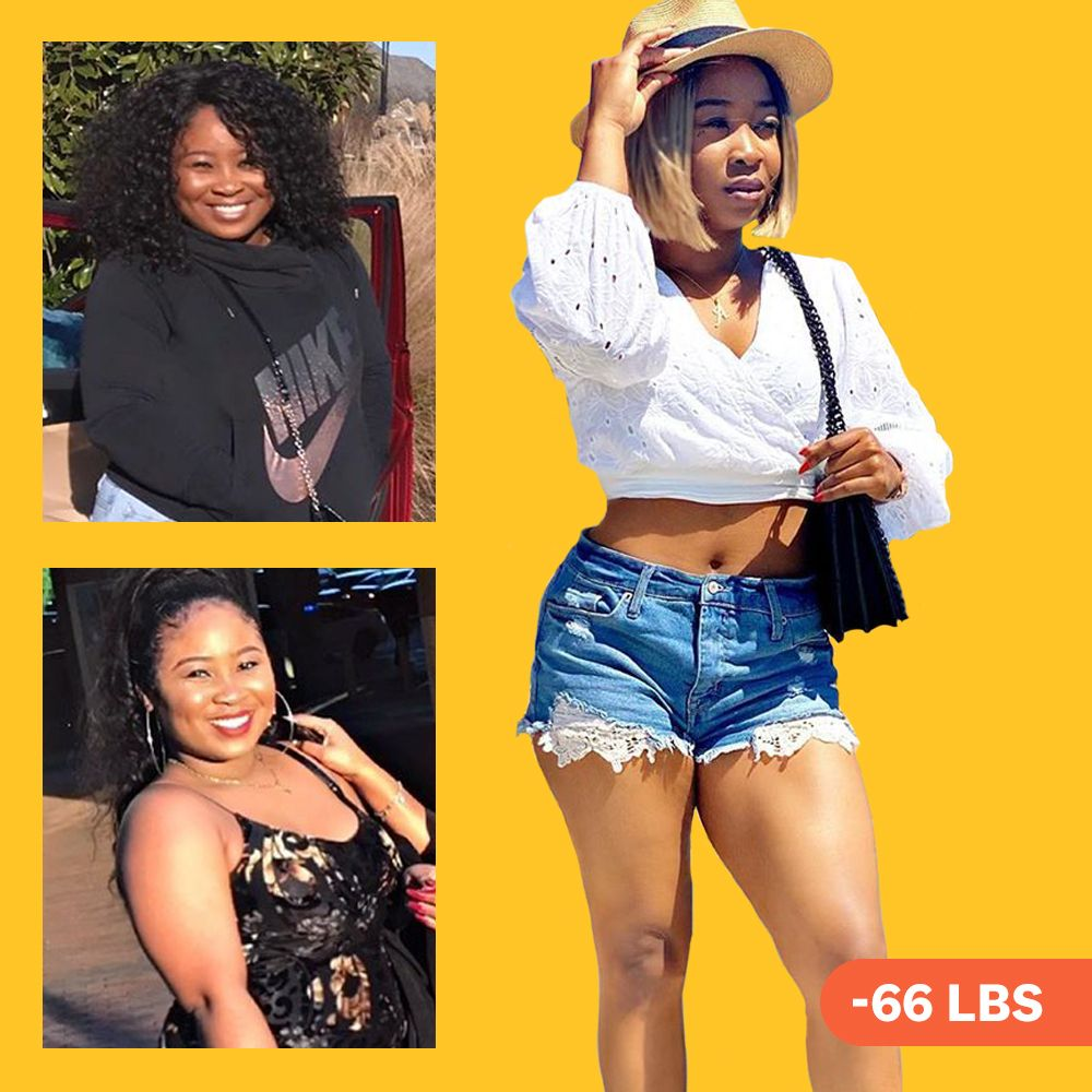 'I Followed A Low-Carb Diet And Walked 10,000 Steps A Day And Lost 66 Pounds'