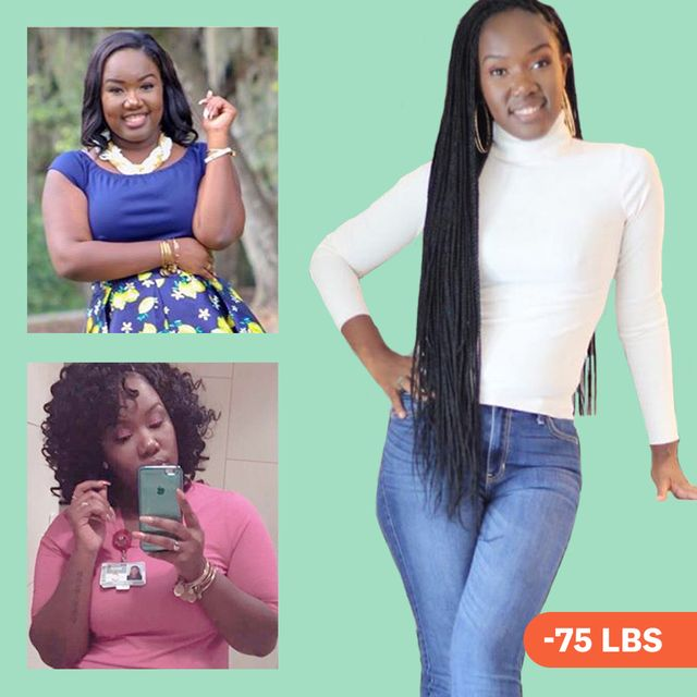weight loss before and after bella decembre
