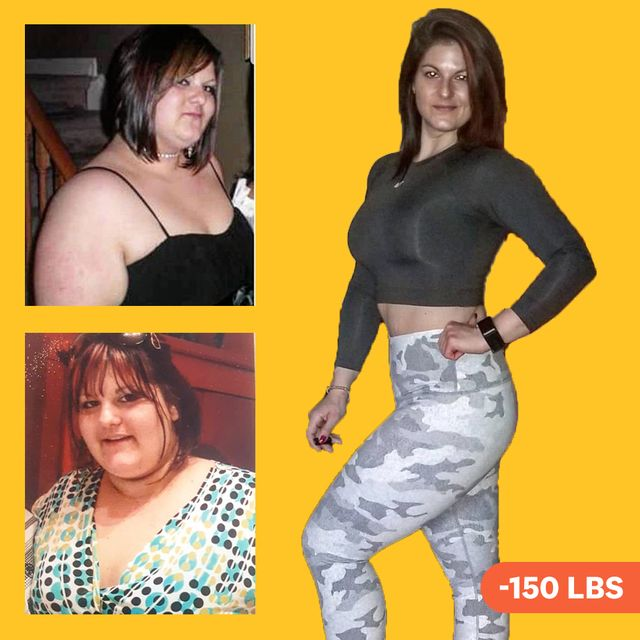 weight loss before and after photo darci kourelias