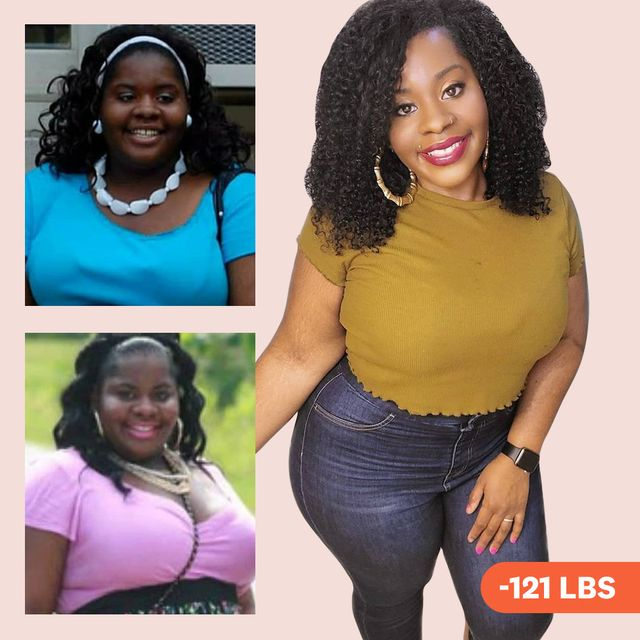 counting calories weight loss success story