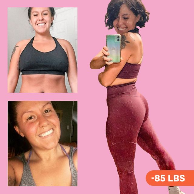 tone it up weight loss success story