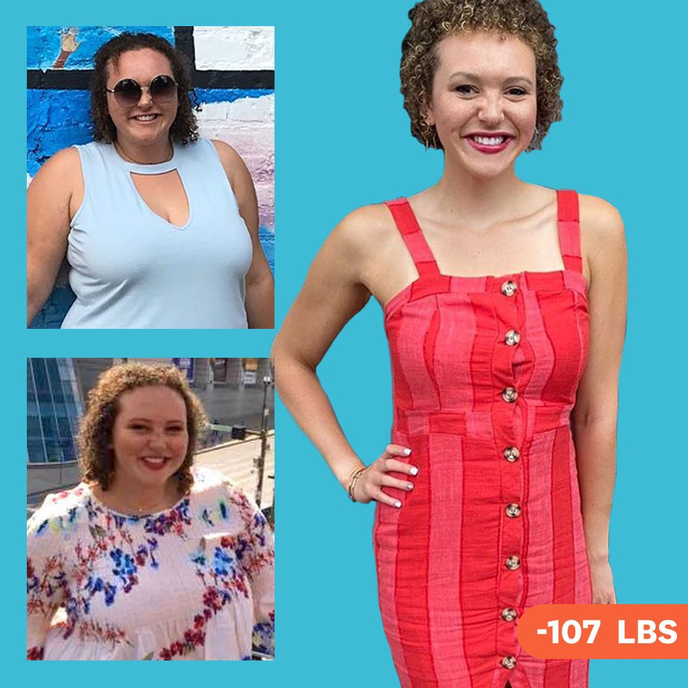 'I Learned Proper Portion Control Through WW And Lost 107 Pounds In 2 Years'