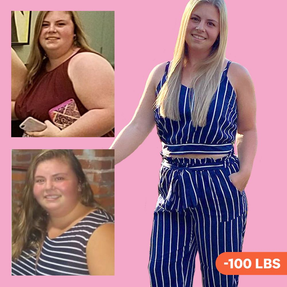 'I Calculated My Daily Energy Expenditure And Applied The CICO Rule To Lose 100 Pounds'