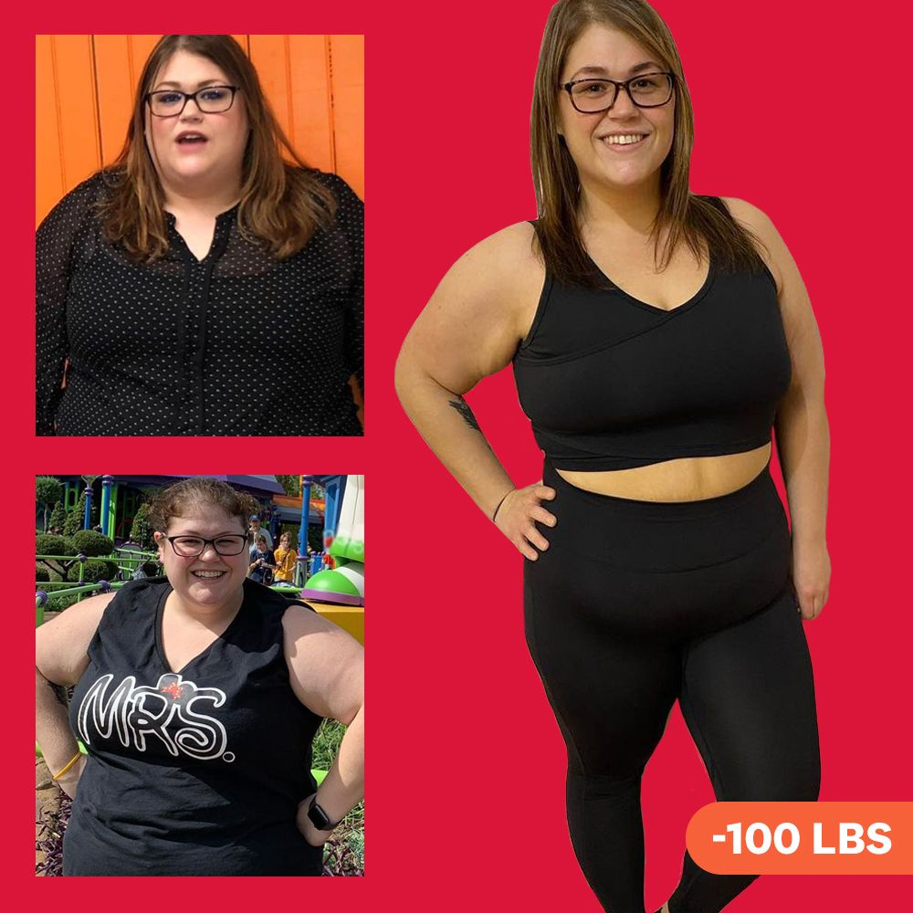 'I Combined Weight Watchers, Intuitive Eating, And Orangetheory Workouts To Lose 100 Pounds'