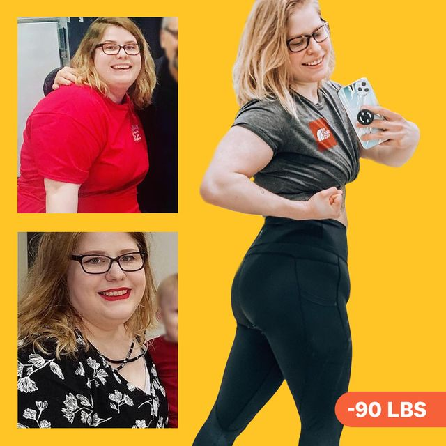 powerlifting weight loss success story