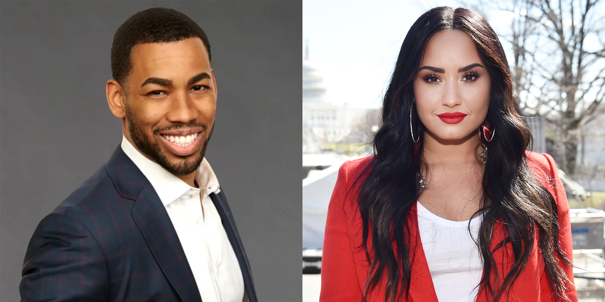 Demi Lovato And Mike Johnson From 'The Bachelorette' Are Dating