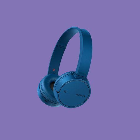 Headphones, Violet, Purple, Gadget, Audio equipment, Technology, Electronic device, Audio accessory, Headset, Circle,