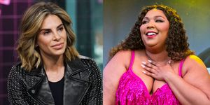 Lizzo and Jillian Michaels