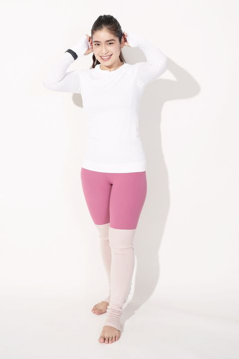 White, Pink, Shoulder, Standing, Product, Skin, Joint, Arm, Leg, Sleeve,