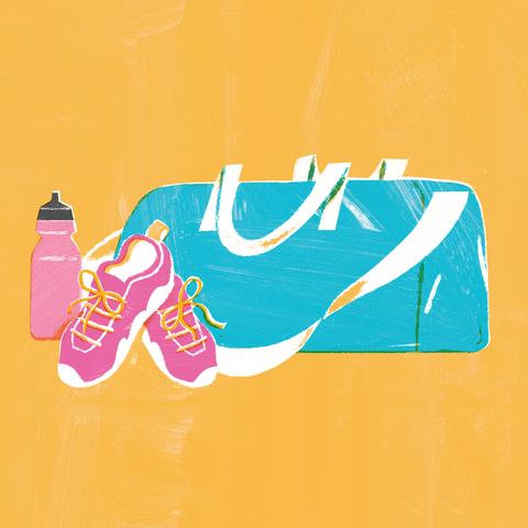 Aqua, Footwear, Font, Illustration, Graphic design, Shoe,