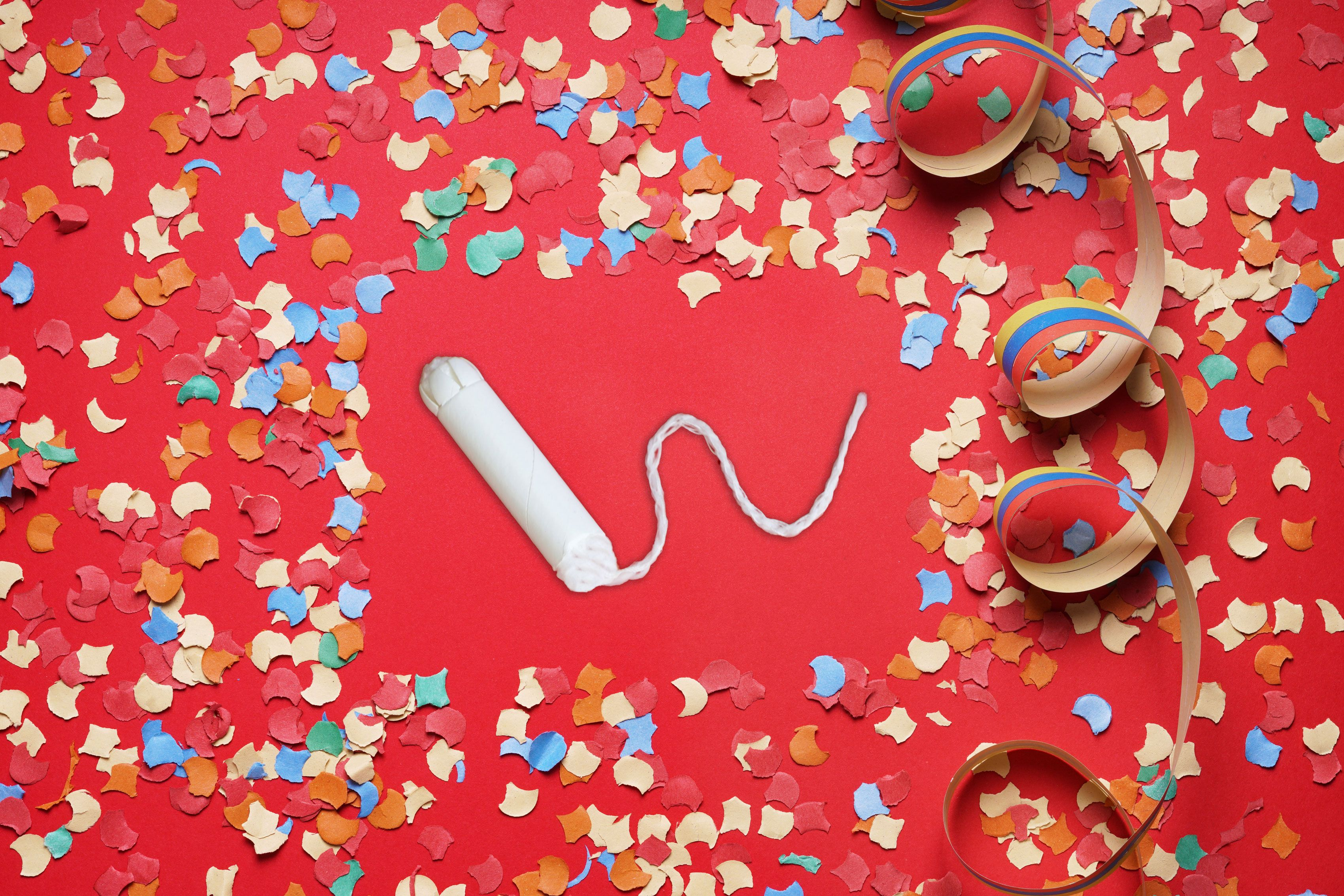 Throwing A Period Party For Your Child's First Menstrual Cycle Is *A Thing* Now