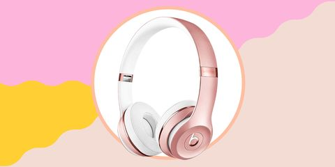 Headphones, Gadget, Audio equipment, Pink, Technology, Electronic device, Headset, Ear, Hearing, Audio accessory,